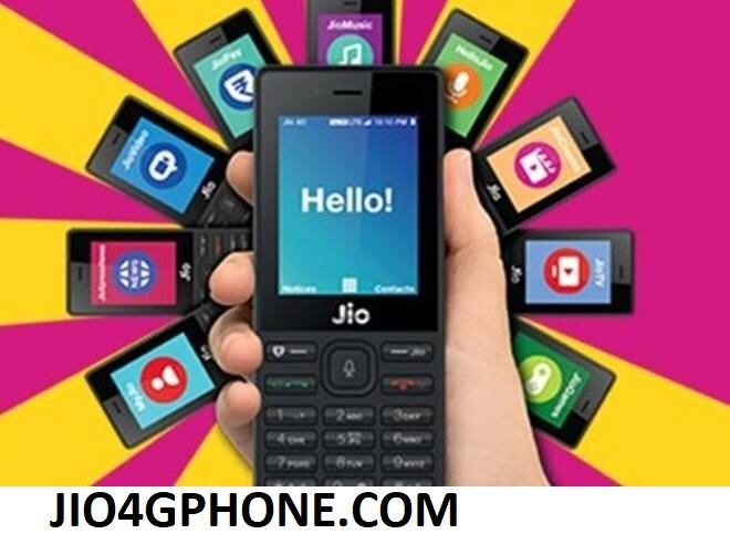 Jio Phone Order Tracking